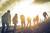 Reisepartner für Aktivreisen auf miteinander.reisen finden