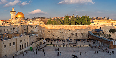 Reise Israel Reisepartner