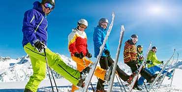Ski-Reisen Reisepartner